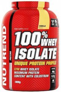 100% WHEY ISOLATE 1800 g vanilka