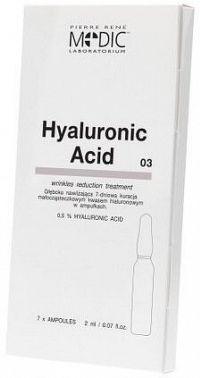 7 denní kúra Kyselina hyaluronová v ampulích 7x2ml