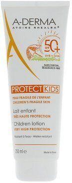 A-DERMA Protect Mléko pro děti SPF50+ 250ml
