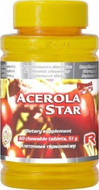 Acerola Star 60 tbl