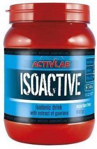 ActivLab Isoactive iont.nápoj s guaran.630g pomer.