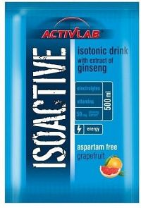 ActivLab Isoactive iont.nápoj s ženš. 20sáčků grep