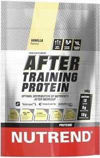 AFTER TRAINING PROTEIN, 540 g, vanilka
