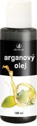 Allnature Arganový olej 100 ml