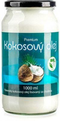 Allnature Bio Kokosový olej 1000ml