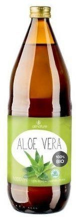 Aloe Vera BIO 100% šťáva 1000ml