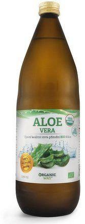 Aloe vera Bio 100% šťáva premium quality 1000ml