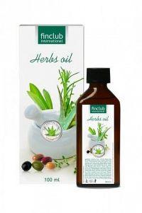 Aloe Vera Herbs oil bylinný olej 100ml