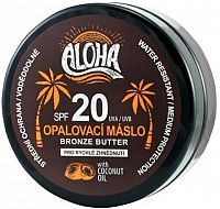 ALOHA T?lov? opalovac? m?slo OF20 coconut oil 200ml