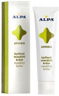 ALPA bylinný krém arnika 40g