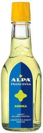 Alpa francovka arnika 60ml