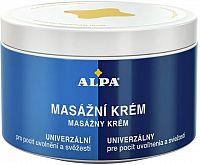 Alpa masážní krém 250ml