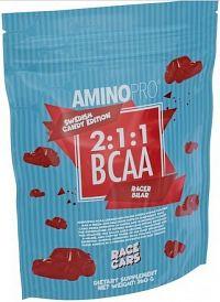 AminoPRO BCAA Powder 360g Malina