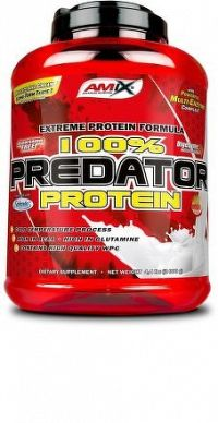 Amix 100% Predator protein cookies & cream 2000g