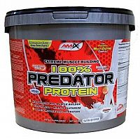 Amix 100% Predator protein jahoda 4000g