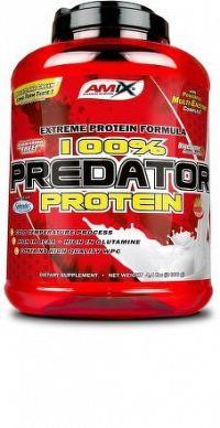 Amix 100% Predator protein vanilka 2000g
