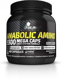 Anabolic Amino 5500, Olimp, 400 kapslí