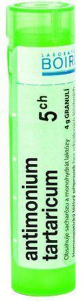 Antimonium Tartaricum CH15 gra.4g