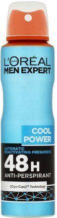 Antiperspirant ve spreji pro muže Men Expert Cool Power 150 ml