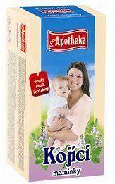 Apotheke Pro kojící matky čaj 20x1.5g n.s.
