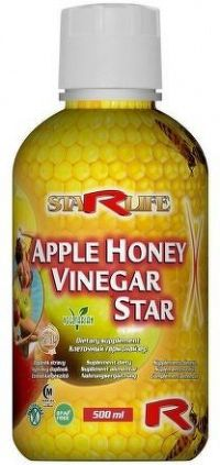 Apple Honey Vinegar Star 500ml
