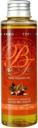 Arganový olej 100% Body Tip 100ml