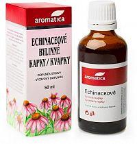 AROMATICA Echinaceové bylinné kapky od 3 let 50ml