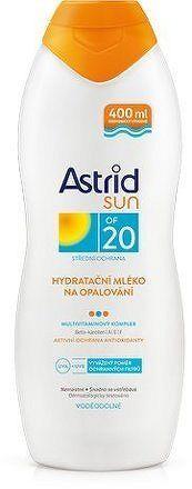 ASTRID SUN mléko na opalování OF20 400ml