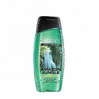 Avon Sprchový gel pro muže na vlasy a tělo Amazon Jungle Senses 250ml