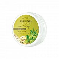 Avon Vyživující pleťový krém s výtažky z oliv Naturals 75ml