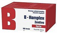 B-komplex forte Zentiva drg.100 GLASS