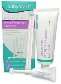 Babystart FertilSafe PLUS lubrikační gel Multipack
