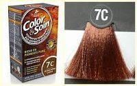 Barva a Péče 7C - Zemitě měděná blond 135ml