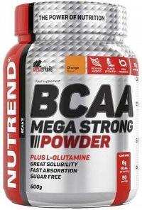 BCAA Mega Strong Powder 500g ananas