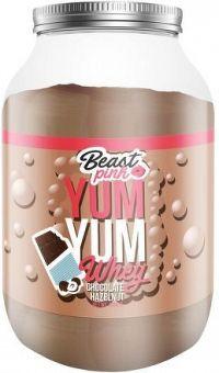 BeastPink Yum Yum Whey 1000 g chocolate hazelnut