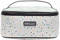 Beautycase kosmetická taška s odepínacím víkem Bébé-Jou Confetti Party