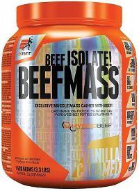 BeefMass 1500 g vanilka karamel