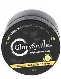 Bělicí zubní pudr Charcoal s akt.uhlím Lemon 30g