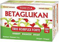 Betaglukan Trio Komplex Forte 500 mg 30 kapslí