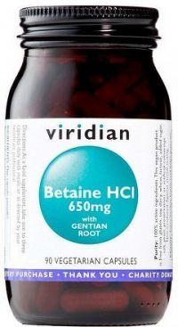 Betaine HCL 90 kapslí