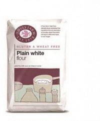 Bez lepku Směs bílá 1kg