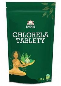 BIO Chlorela (tablety) 125g