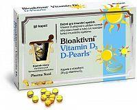 Bioaktivni Vitamin D3 D Pearls cps.80