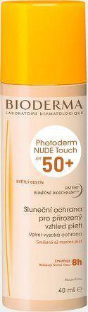 BIODERMA Photoderm NUDE Touch světlý SPF 50+ 40ml