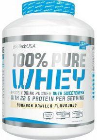 BioTech USA 100% Pure Whey 2270g salty caramel