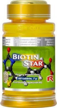 Biotin Star 60 tbl