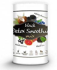 Black detox smoothie mix 140g