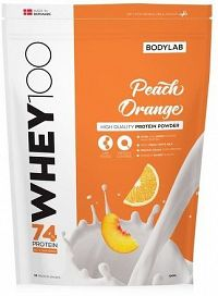 Bodylab Whey Protein 100 broskev/pomeranč 1000 g