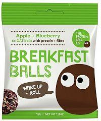 Breakfast Protein Balls 45g apple + blueberry