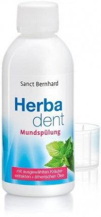 Bylinná ústní voda Sanct Bernhard 200 ml
